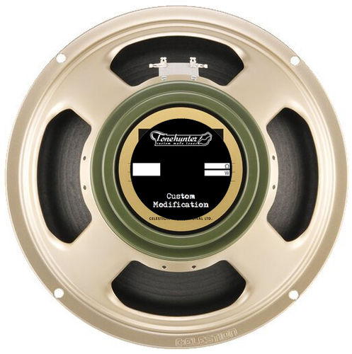 Celestion G12-M Greenback (16 Ohm) with Tonehunter Mod