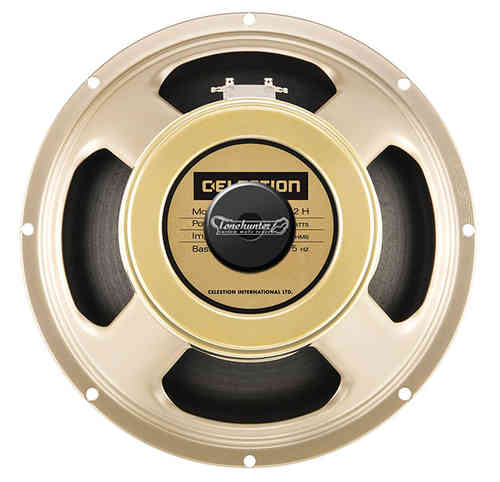 Celestion G12-H 75 Creamback (8 Ohm) with Tonehunter Mod