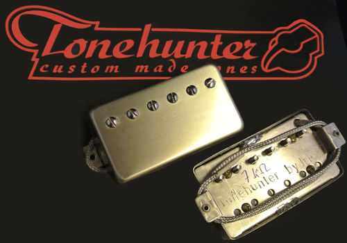 Tonehunter PAFree Humbucker Pickup Set